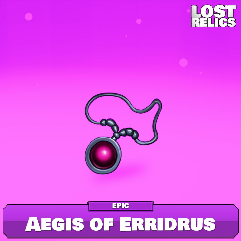 Aegis of Erridrus Image