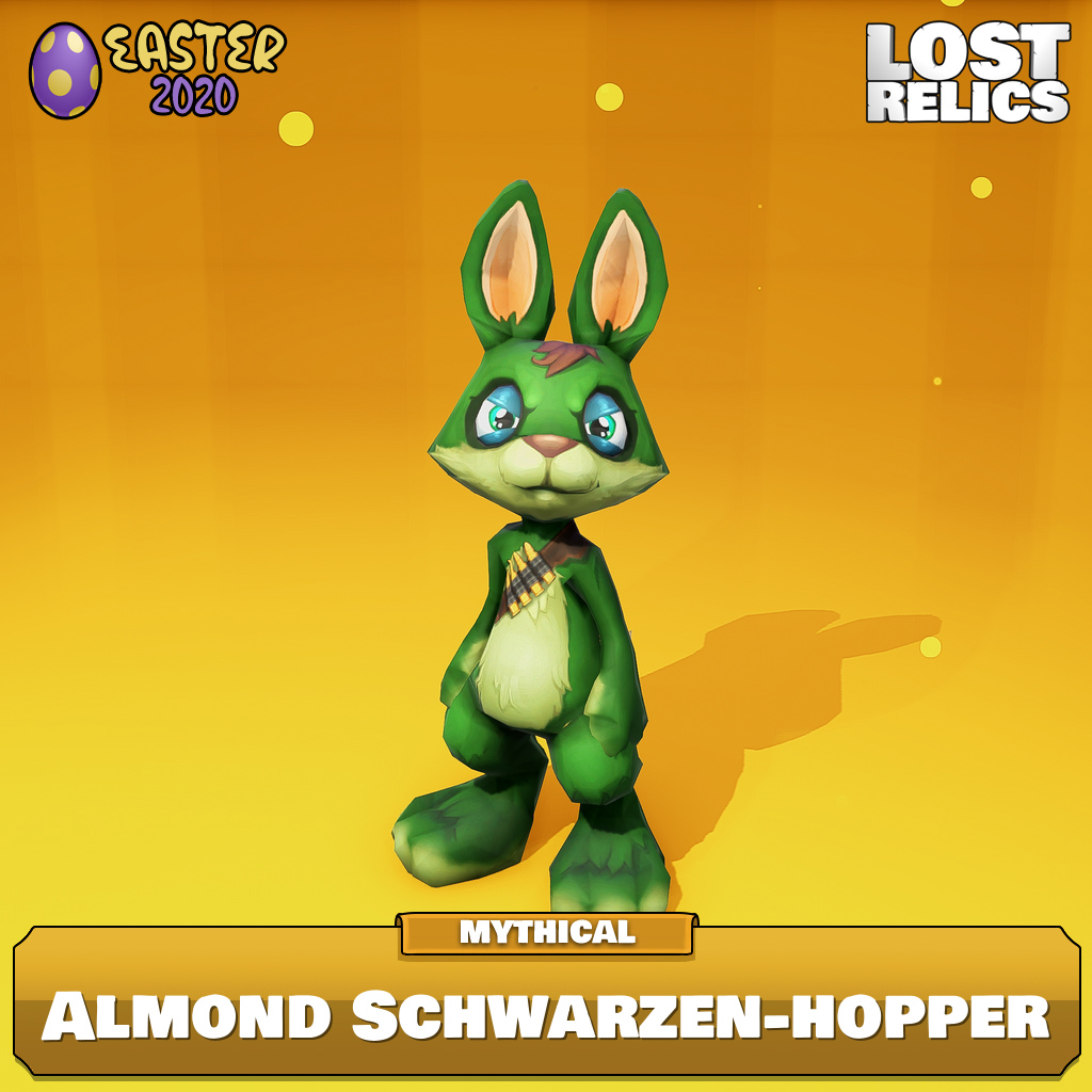 Almond Schwarzen-hopper Image