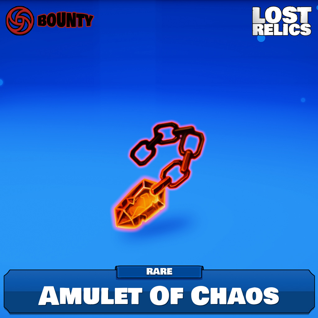 Amulet Of Chaos Image