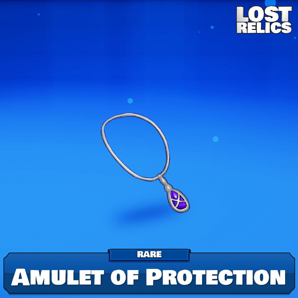 Amulet of Protection Image