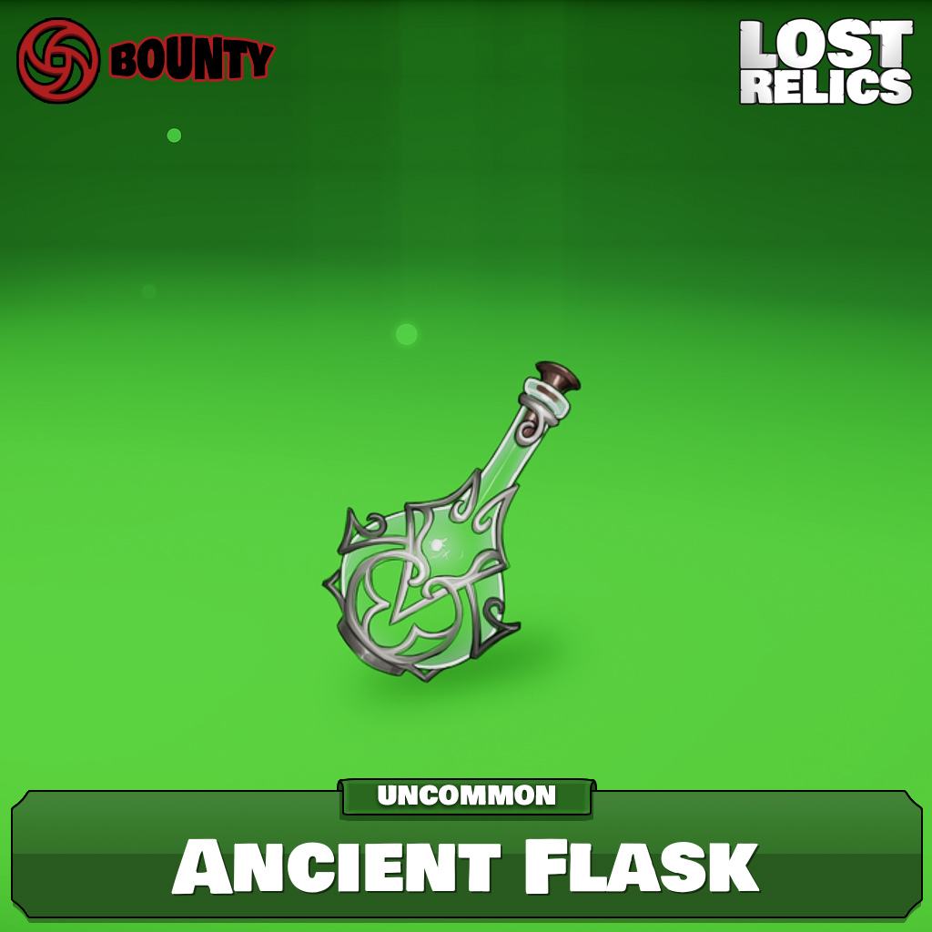 Ancient Flask Image