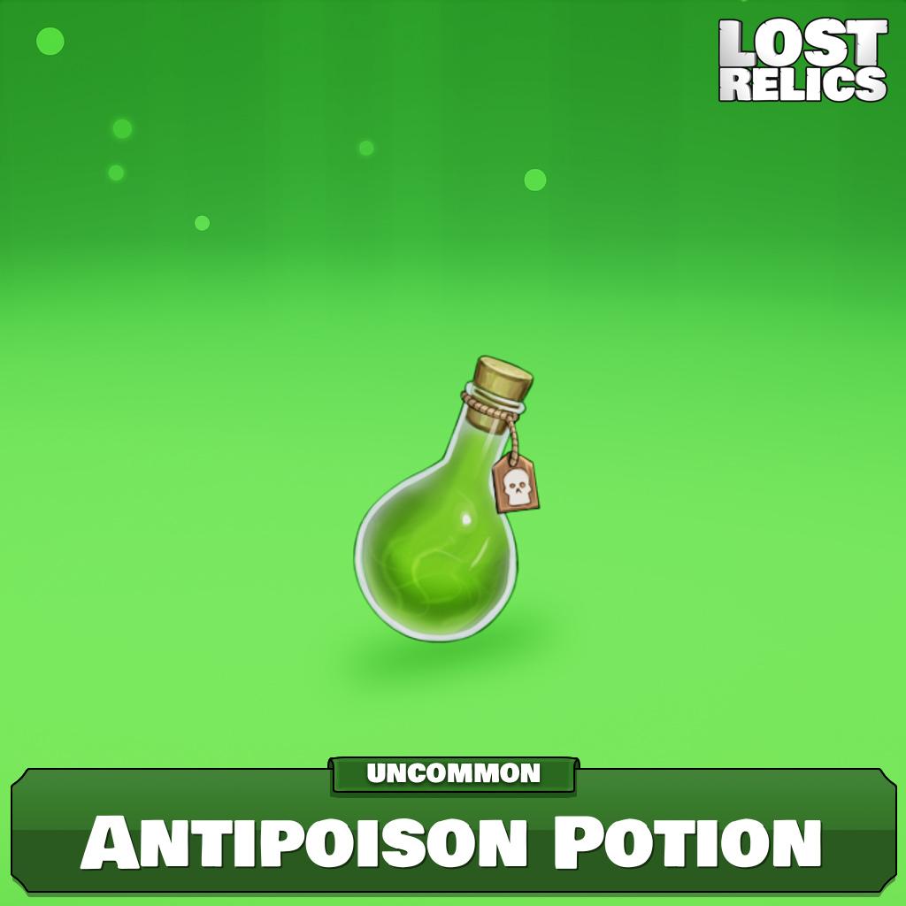 Antipoison Potion Image