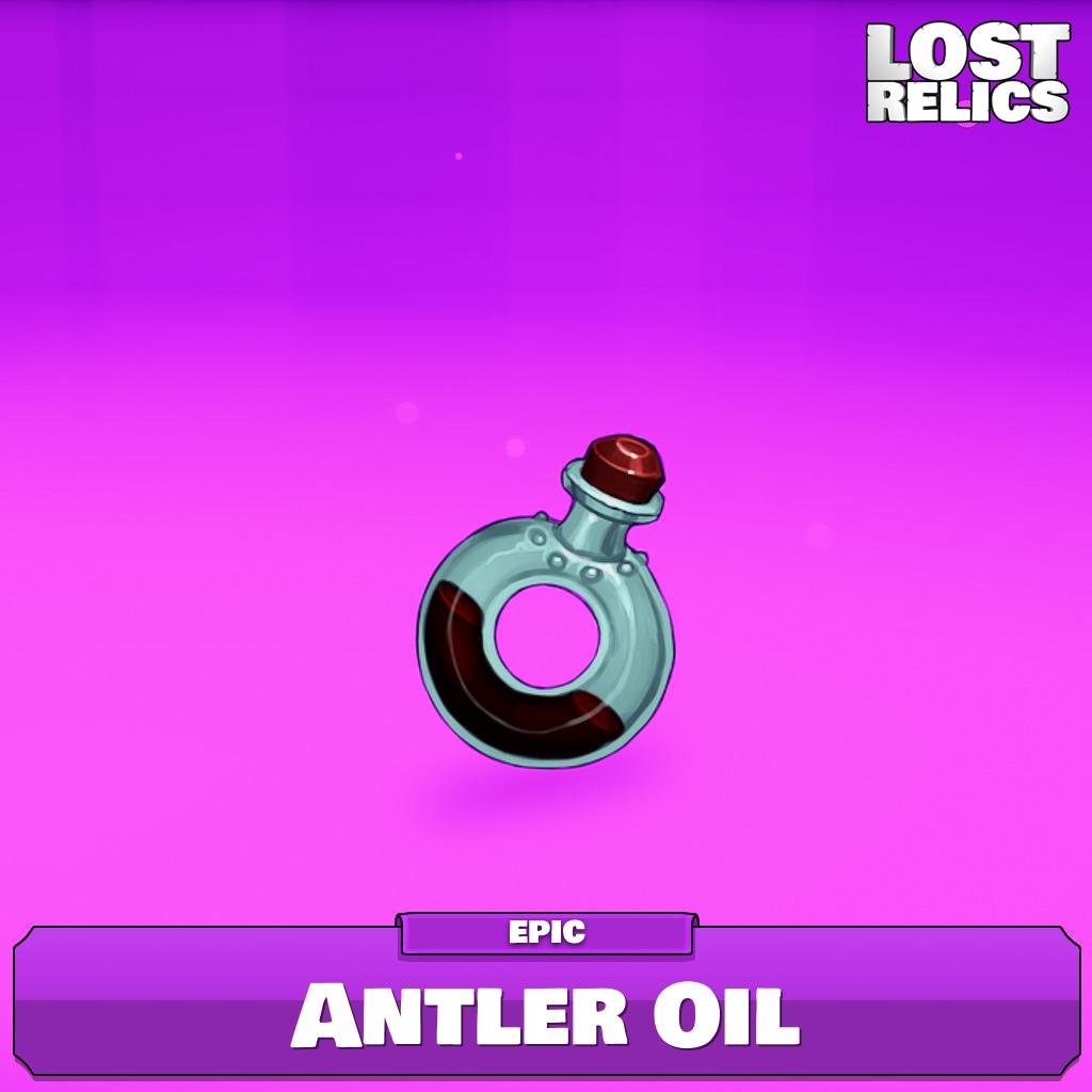 Antler Oil Image