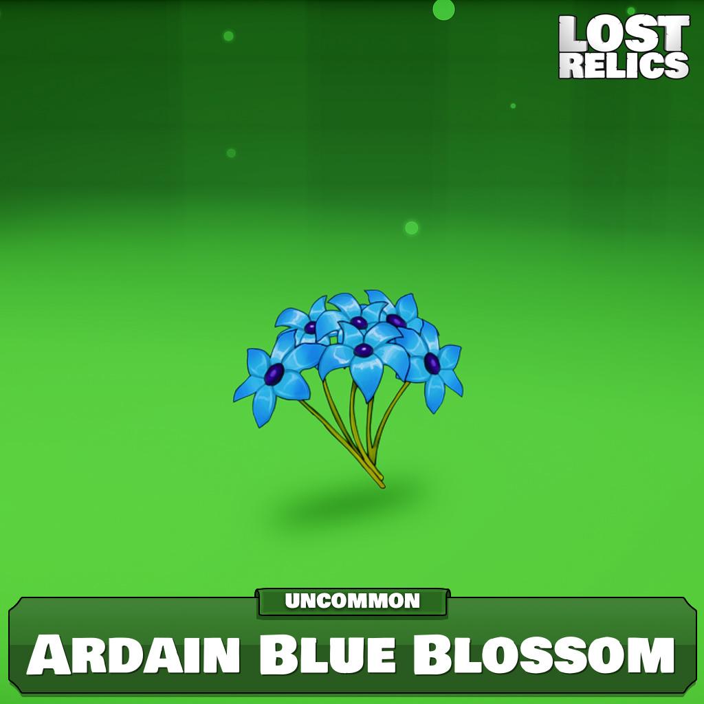 Ardain Blue Blossom Image