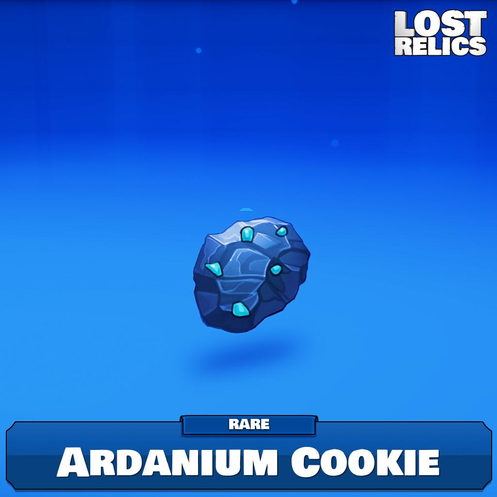 Ardanium Cookie Image