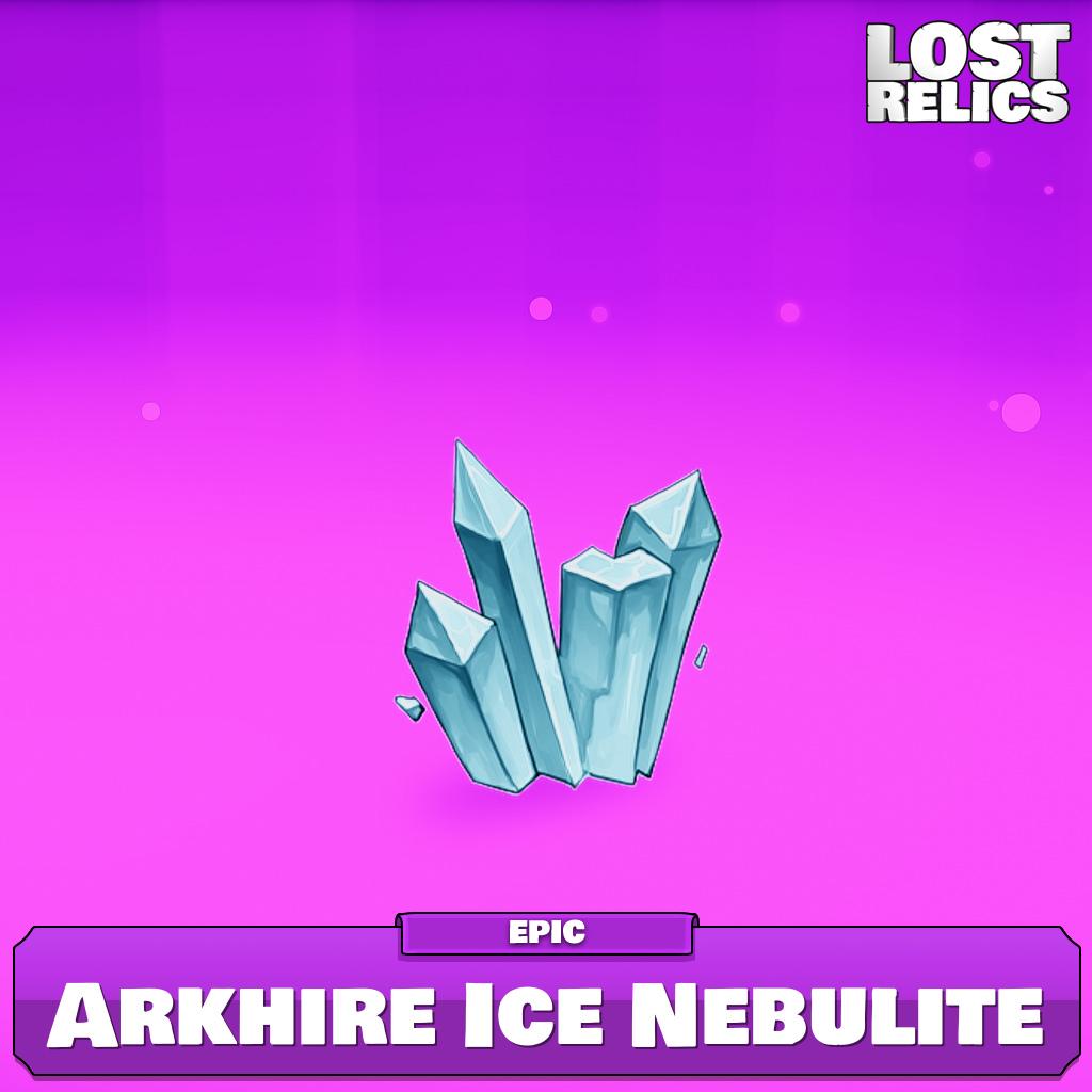 Arkhire Ice Nebulite Image