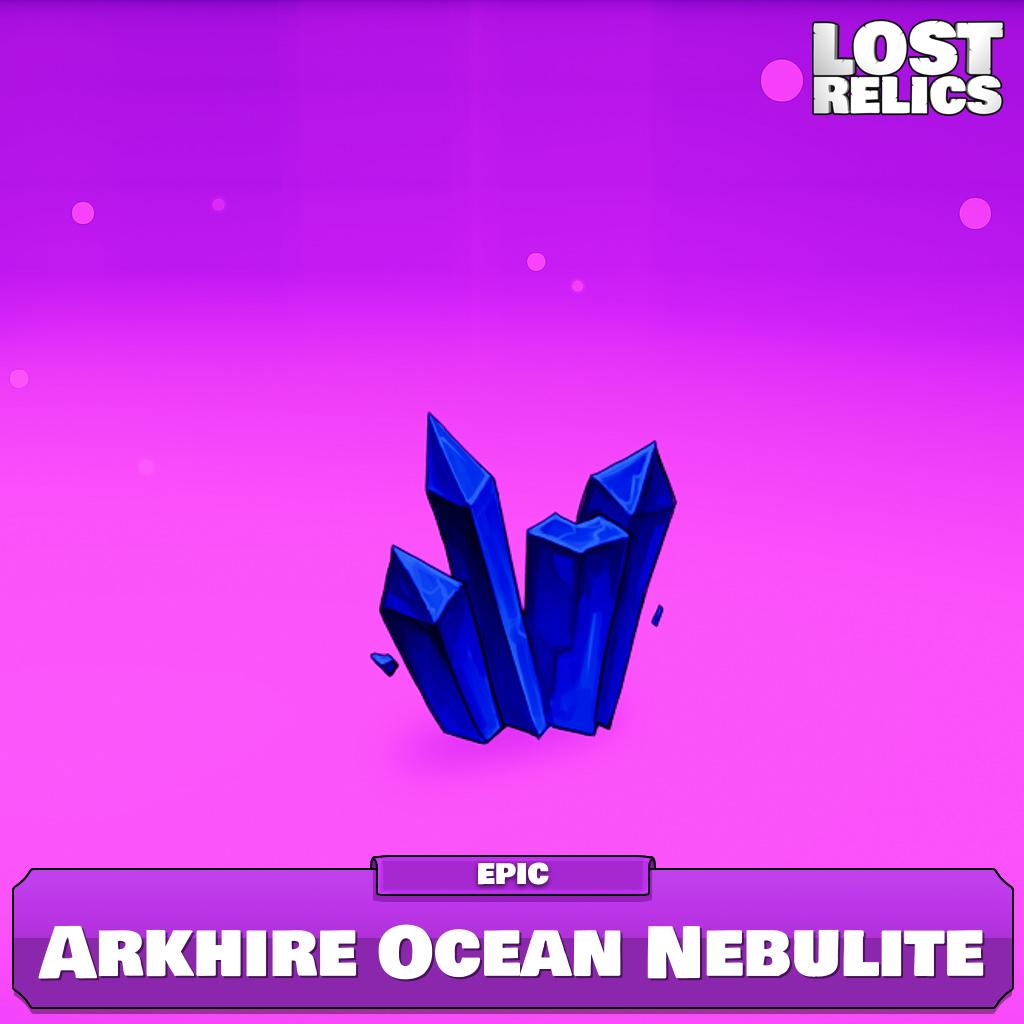 Arkhire Ocean Nebulite Image
