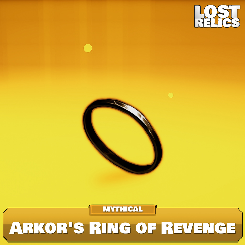 Arkor's Ring of Revenge Image