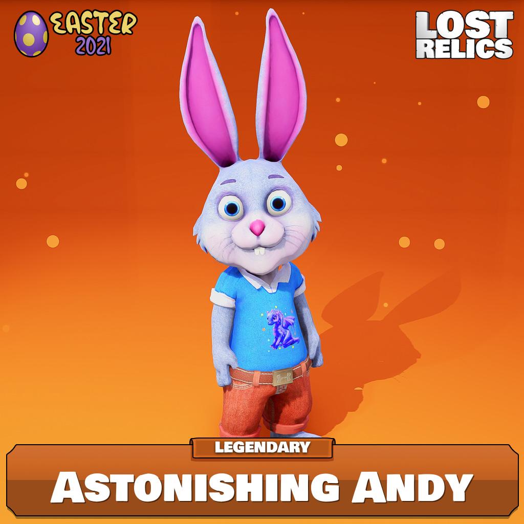 Astonishing Andy Image