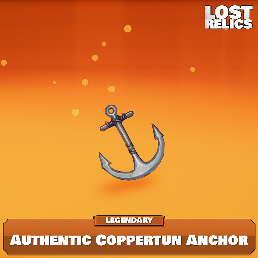Authentic Coppertun Anchor Image