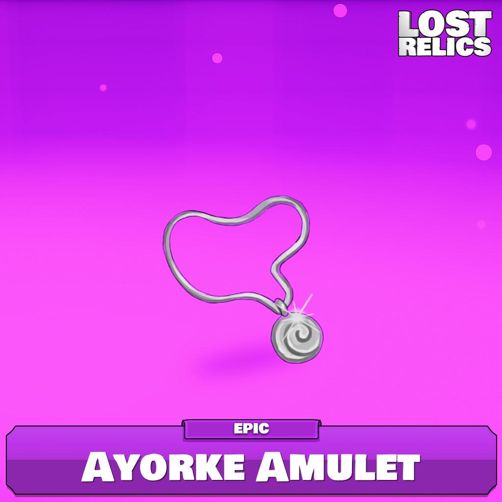 Ayorke Amulet Image