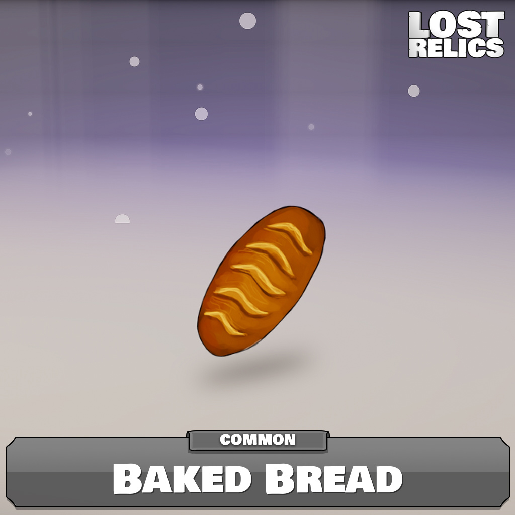 Baked Bread Image