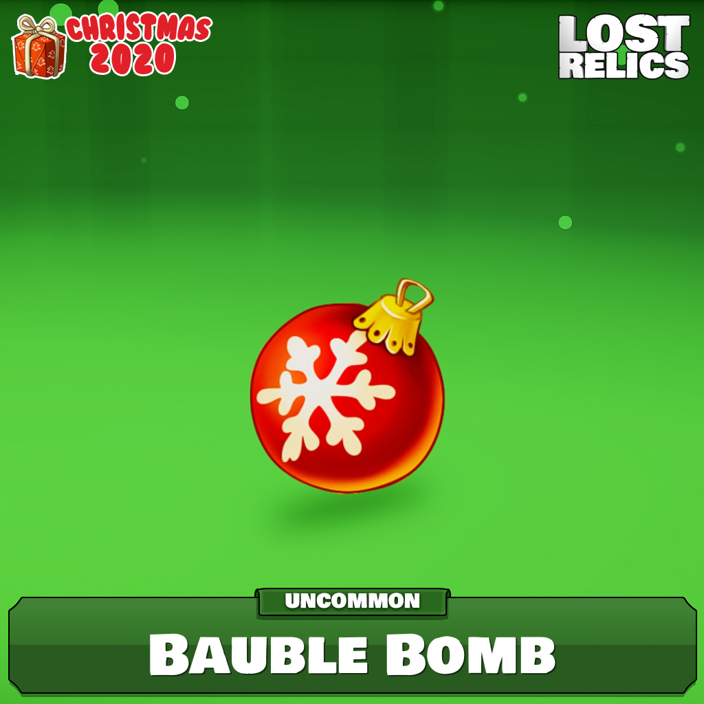 Bauble Bomb Image