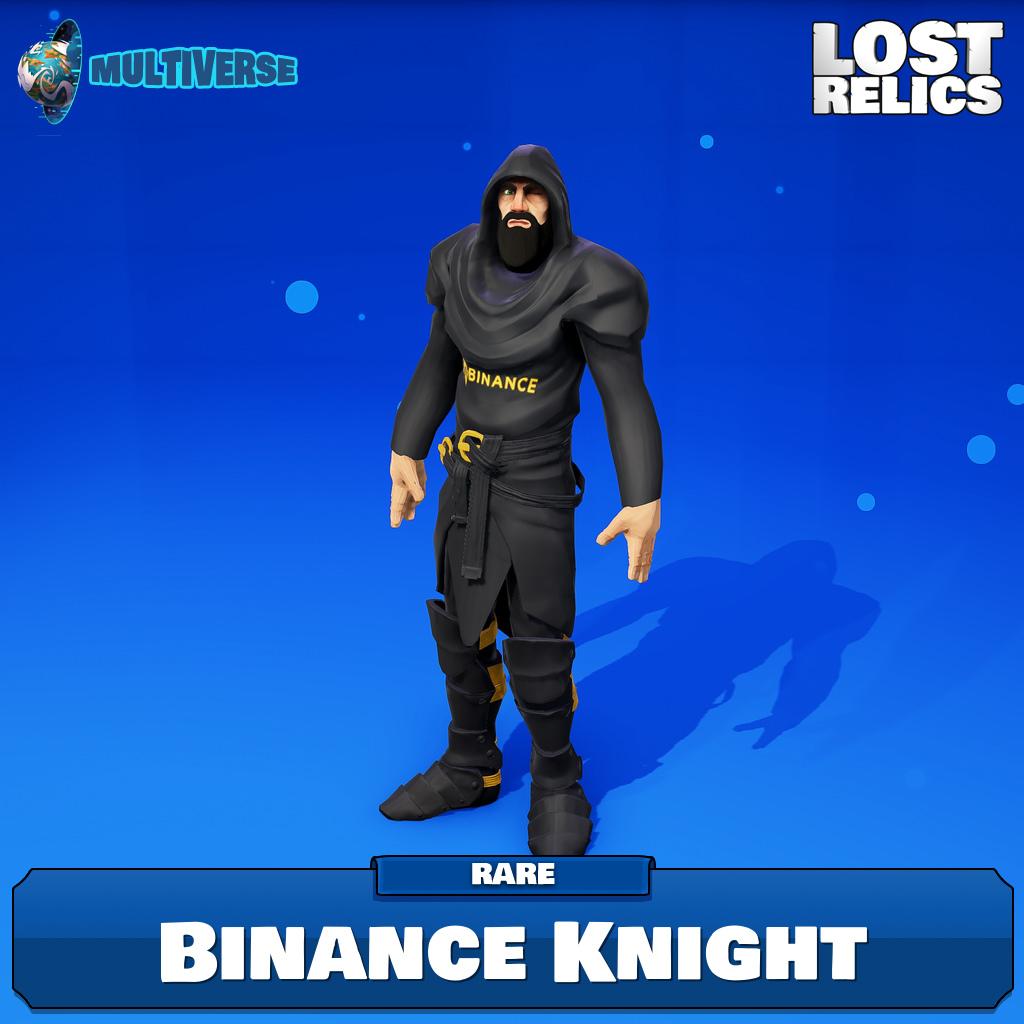 Binance Knight Image