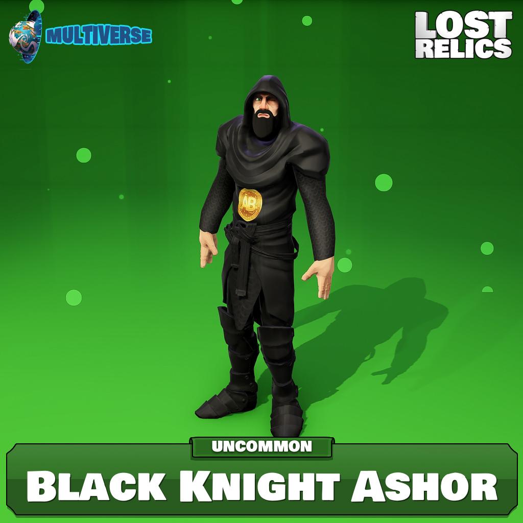 Black Knight Ashor Image
