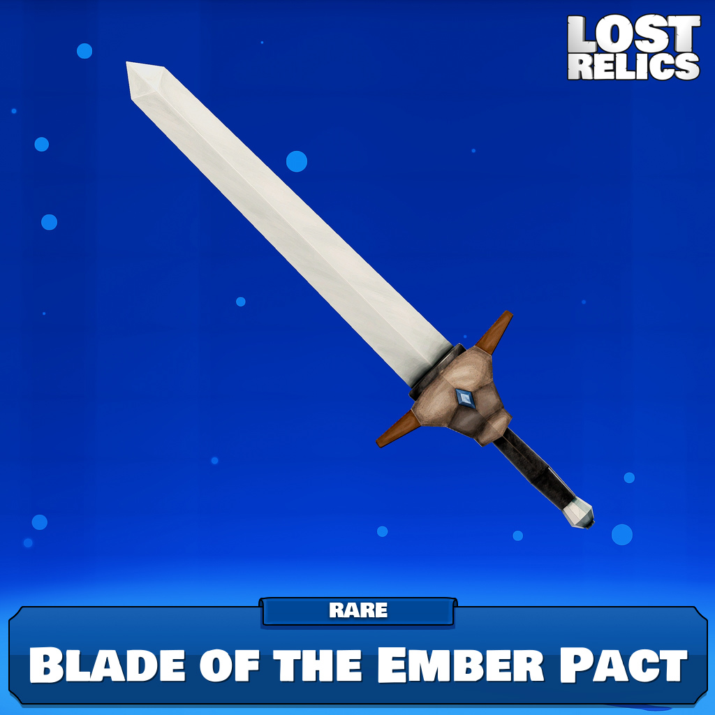 Blade of the Ember Pact Image