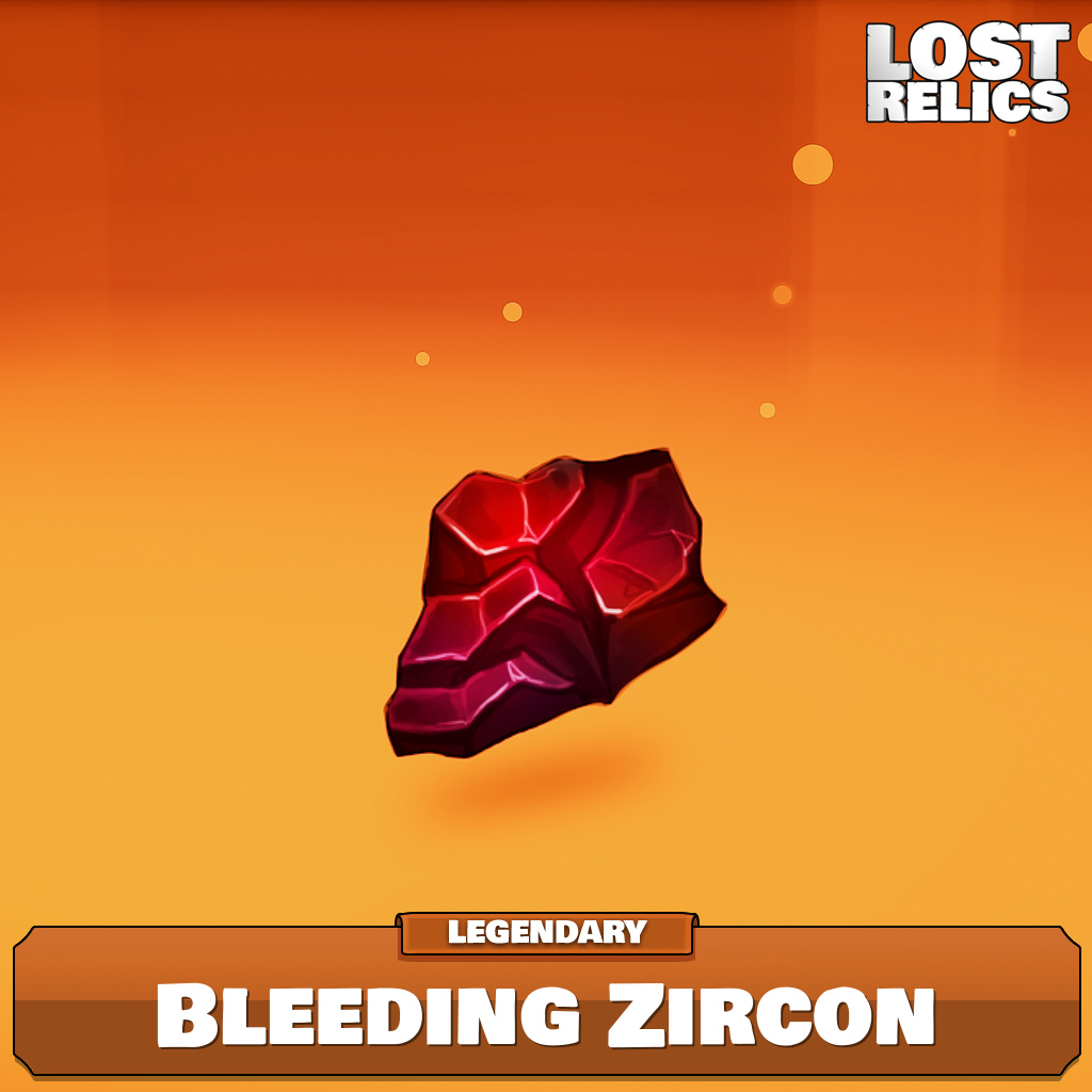 Bleeding Zircon Image