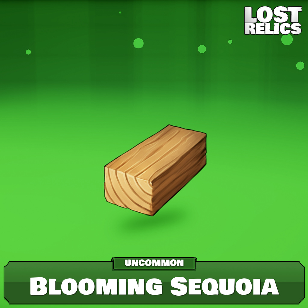 Blooming Sequoia Image