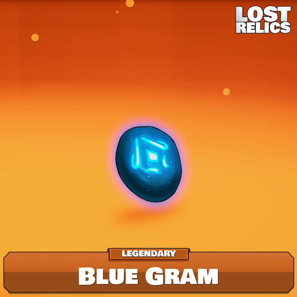 Blue Gram Image