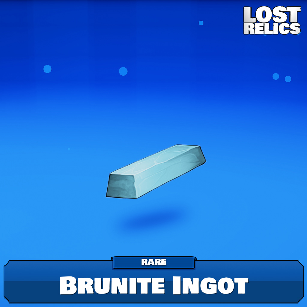 Brunite Ingot Image