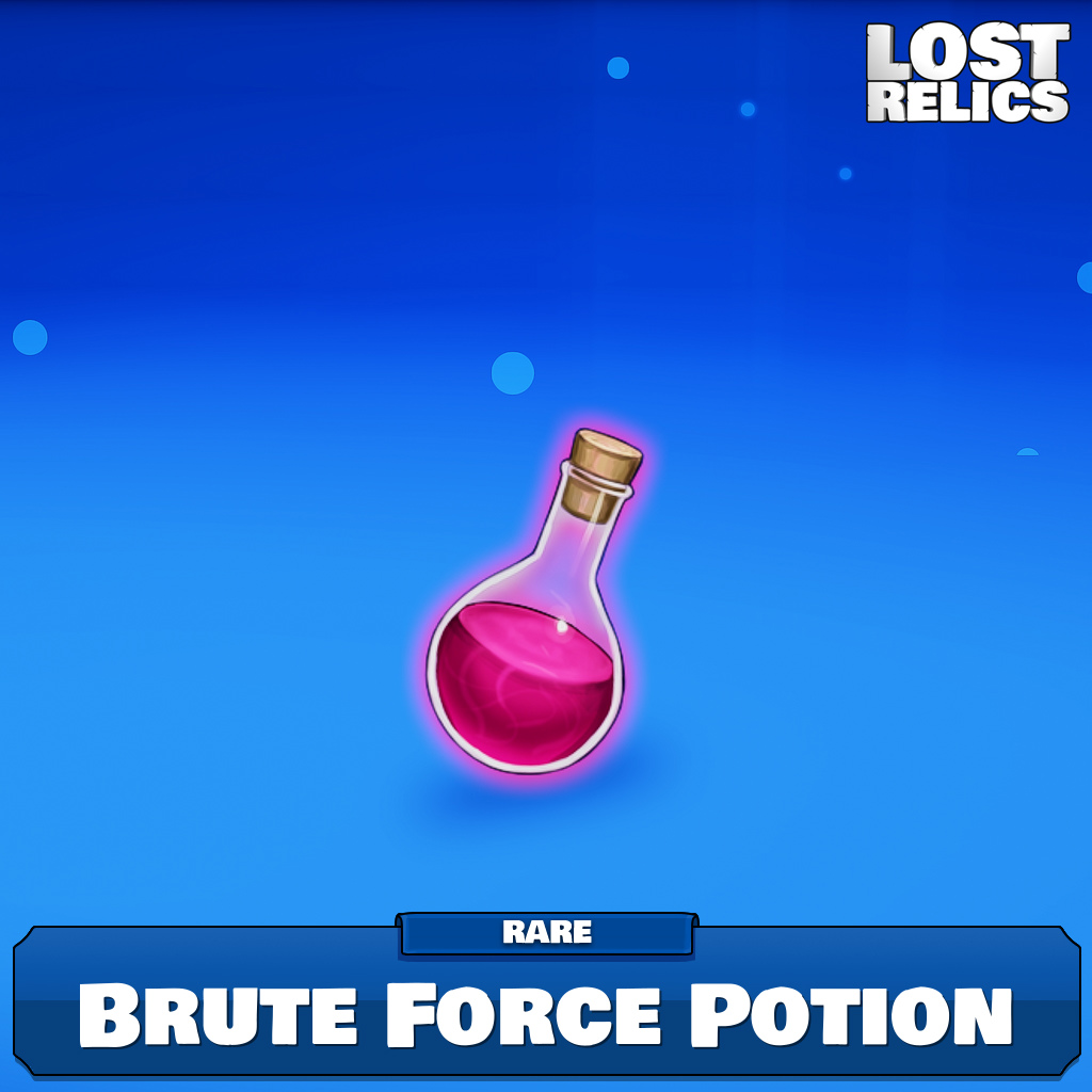 Brute Force Potion Image