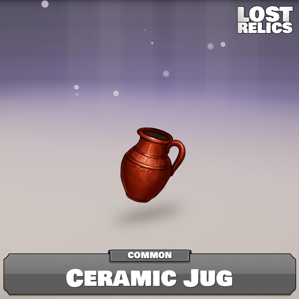 Ceramic Jug Image