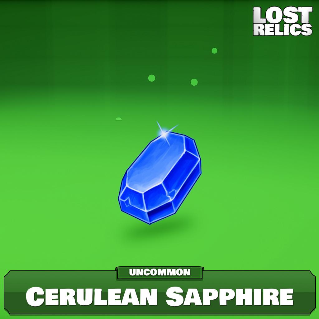 Cerulean Sapphire Image