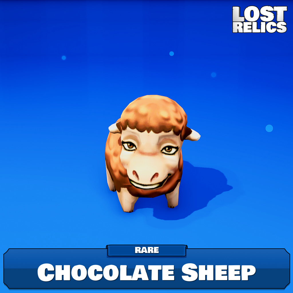 Chocolate Sheep Image