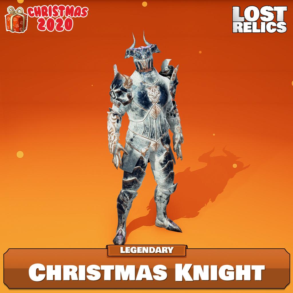 Christmas Knight Image