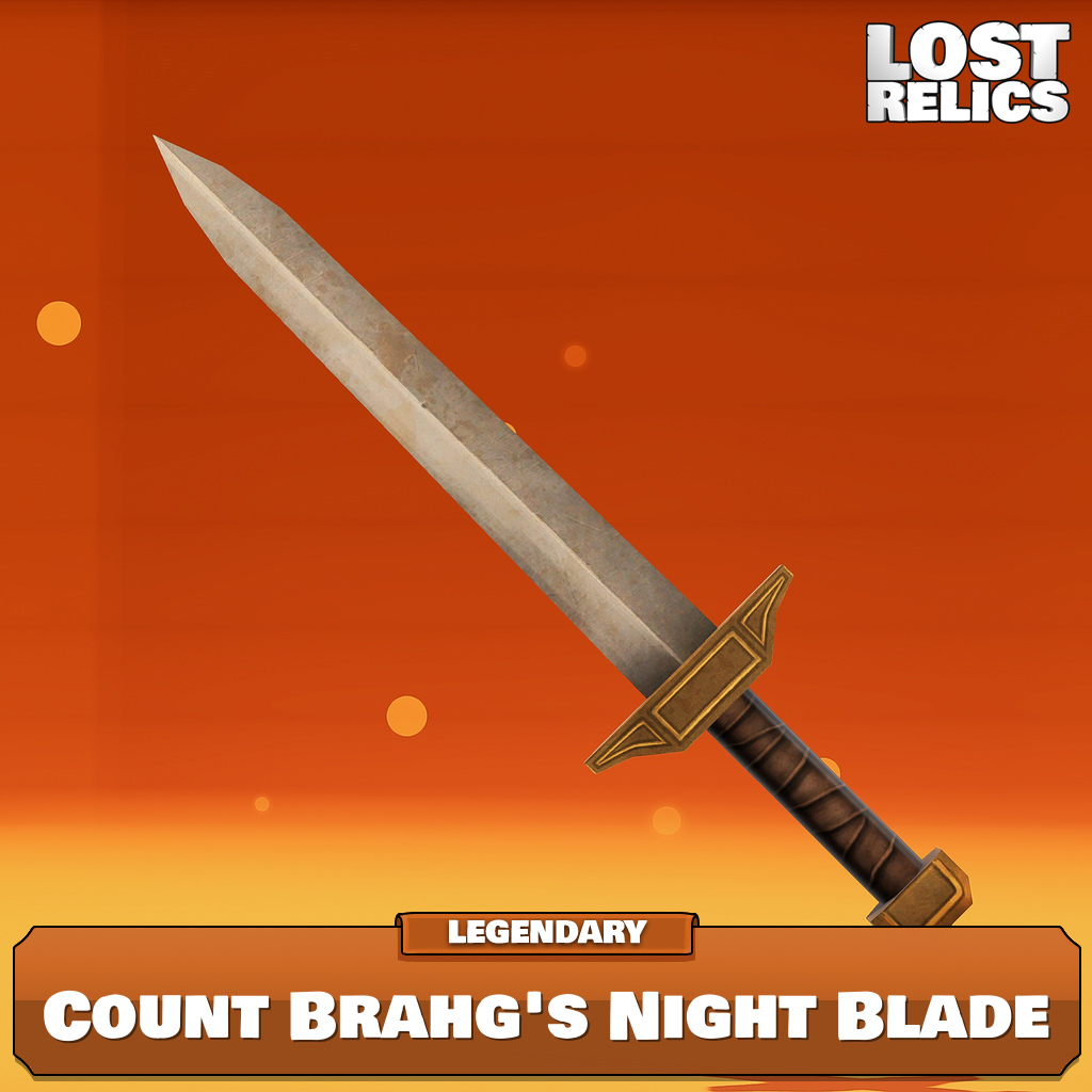 Count Brahg's Night Blade Image