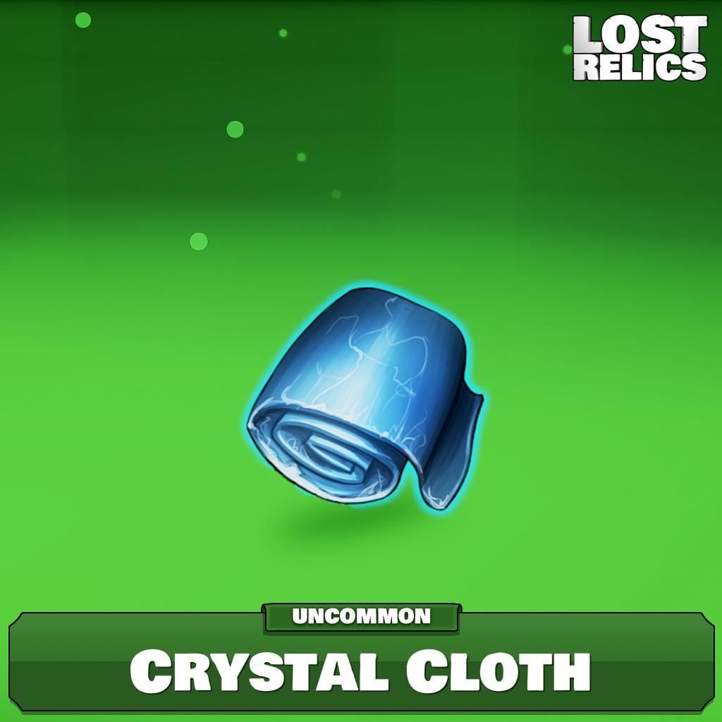 Crystal Cloth Image
