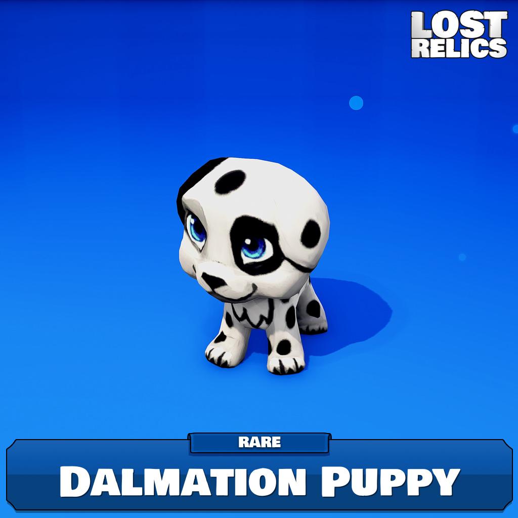 Dalmation Puppy Image