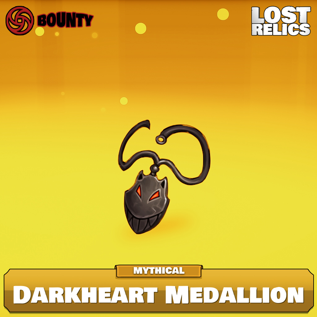 Darkheart Medallion Image