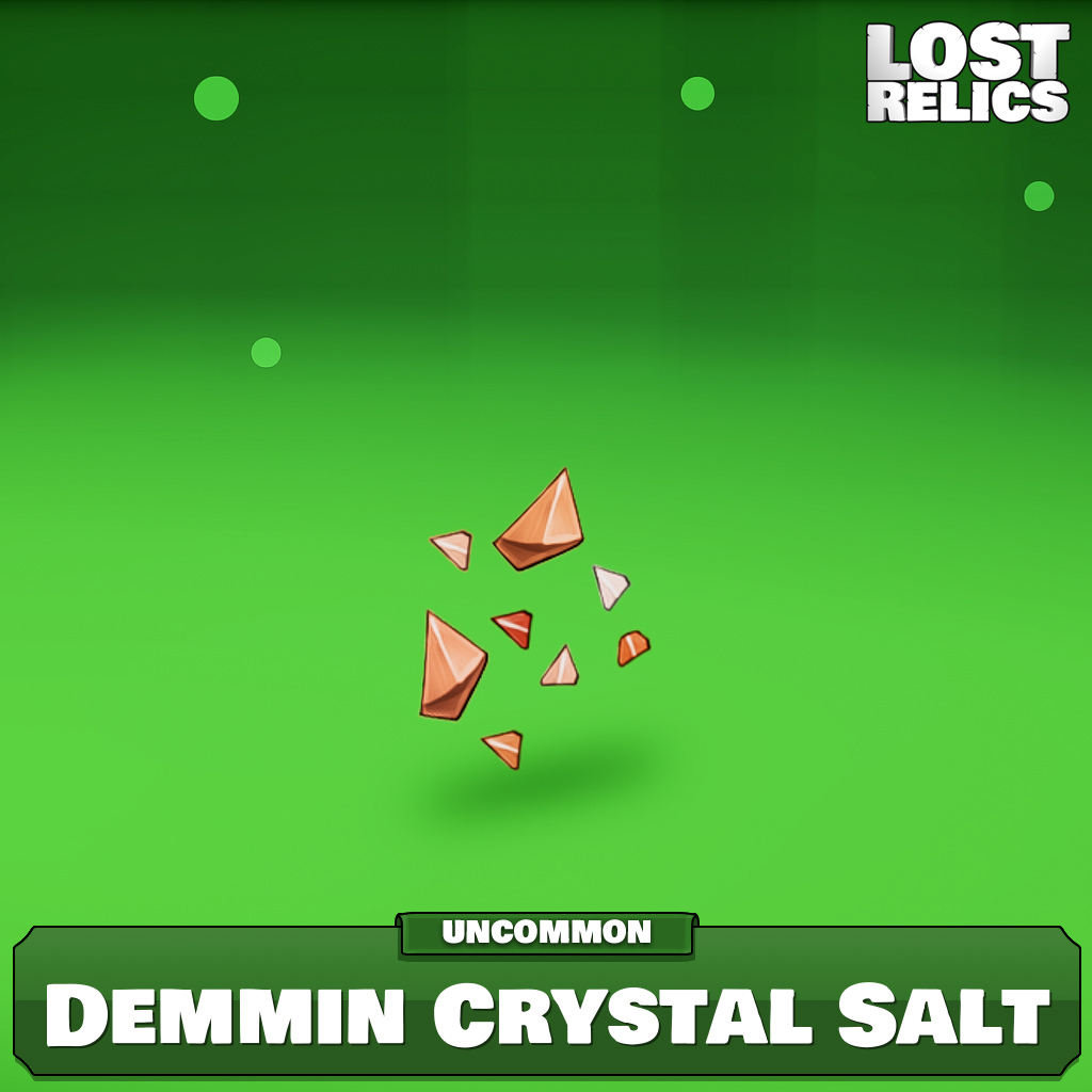 Demmin Crystal Salt Image