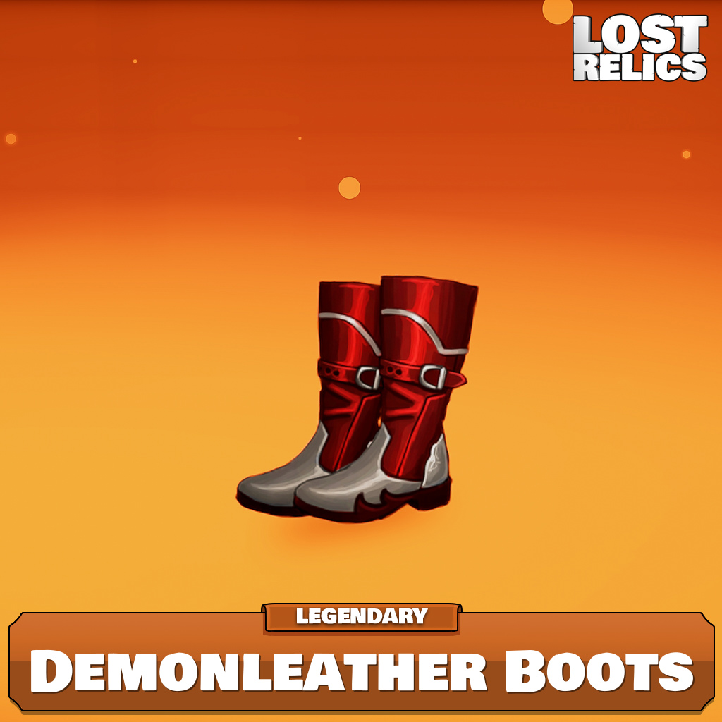 Demonleather Boots Image