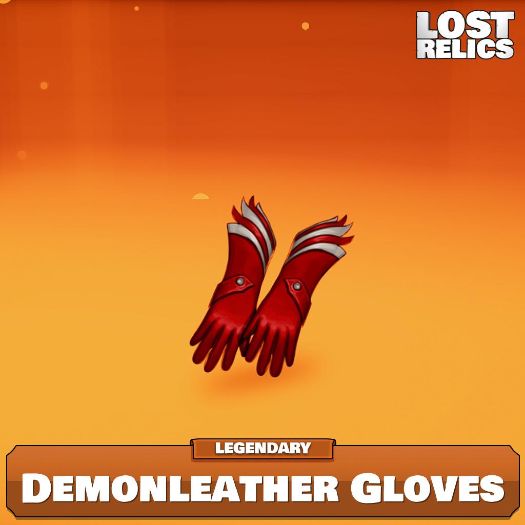 Demonleather Gloves Image