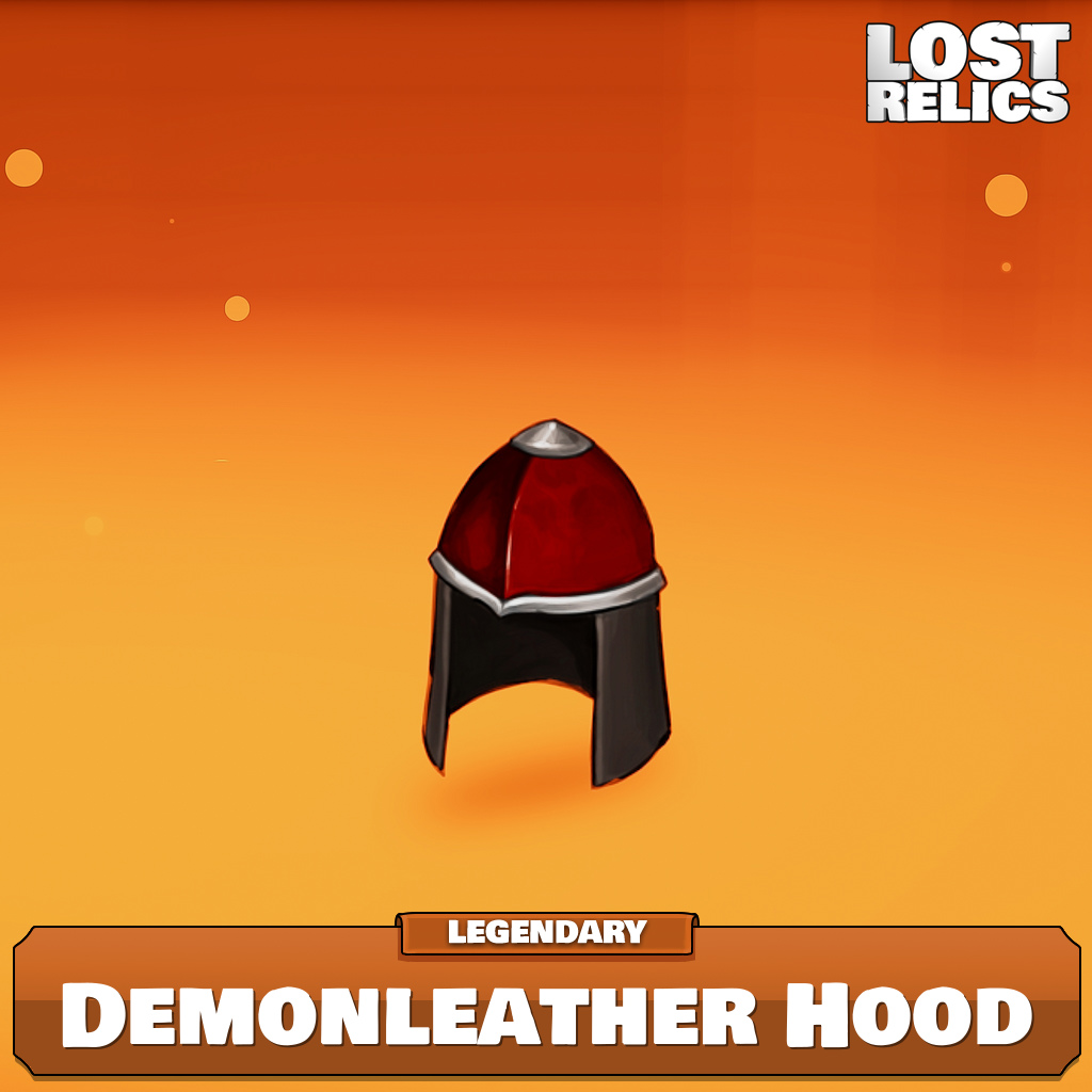 Demonleather Hood Image