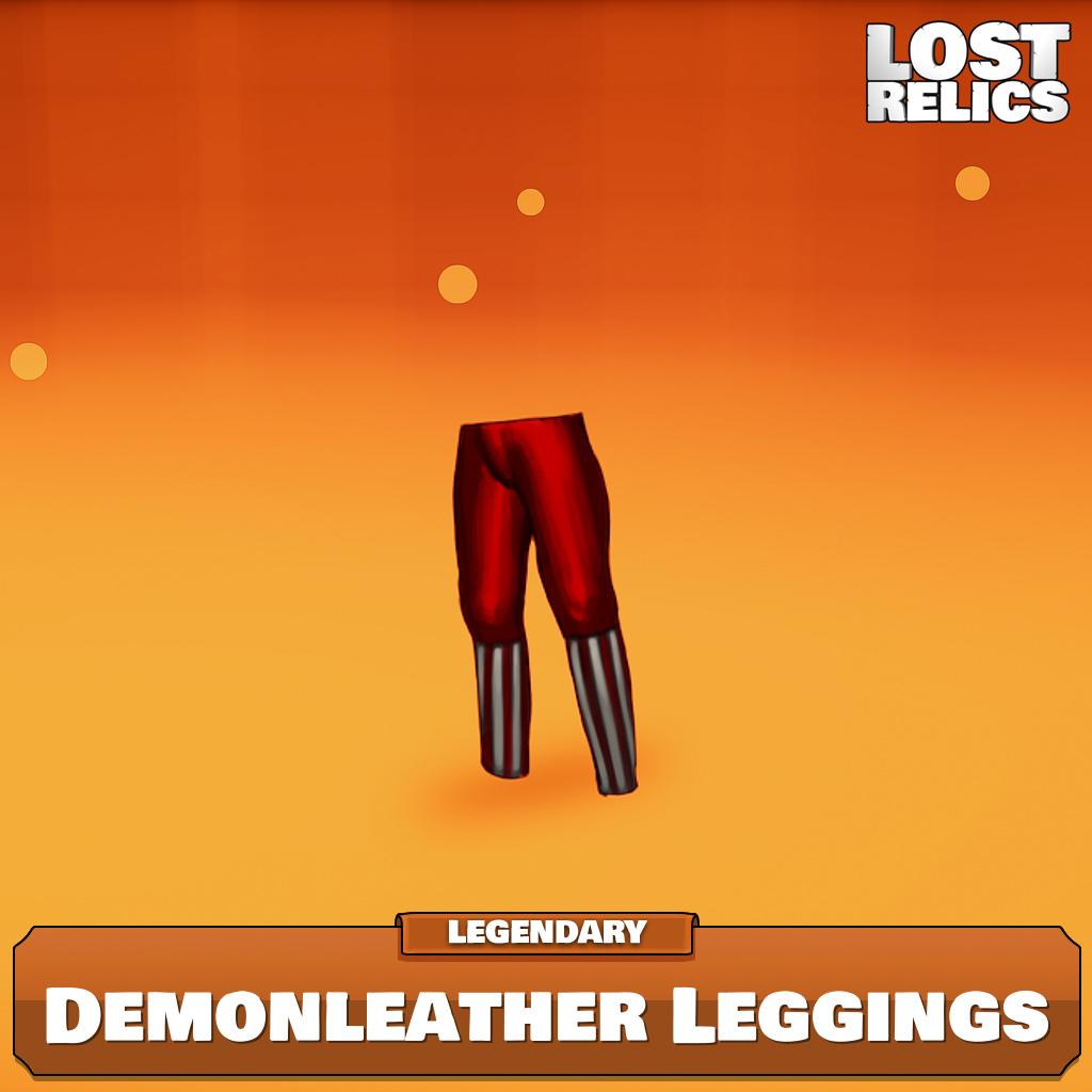 Demonleather Leggings Image