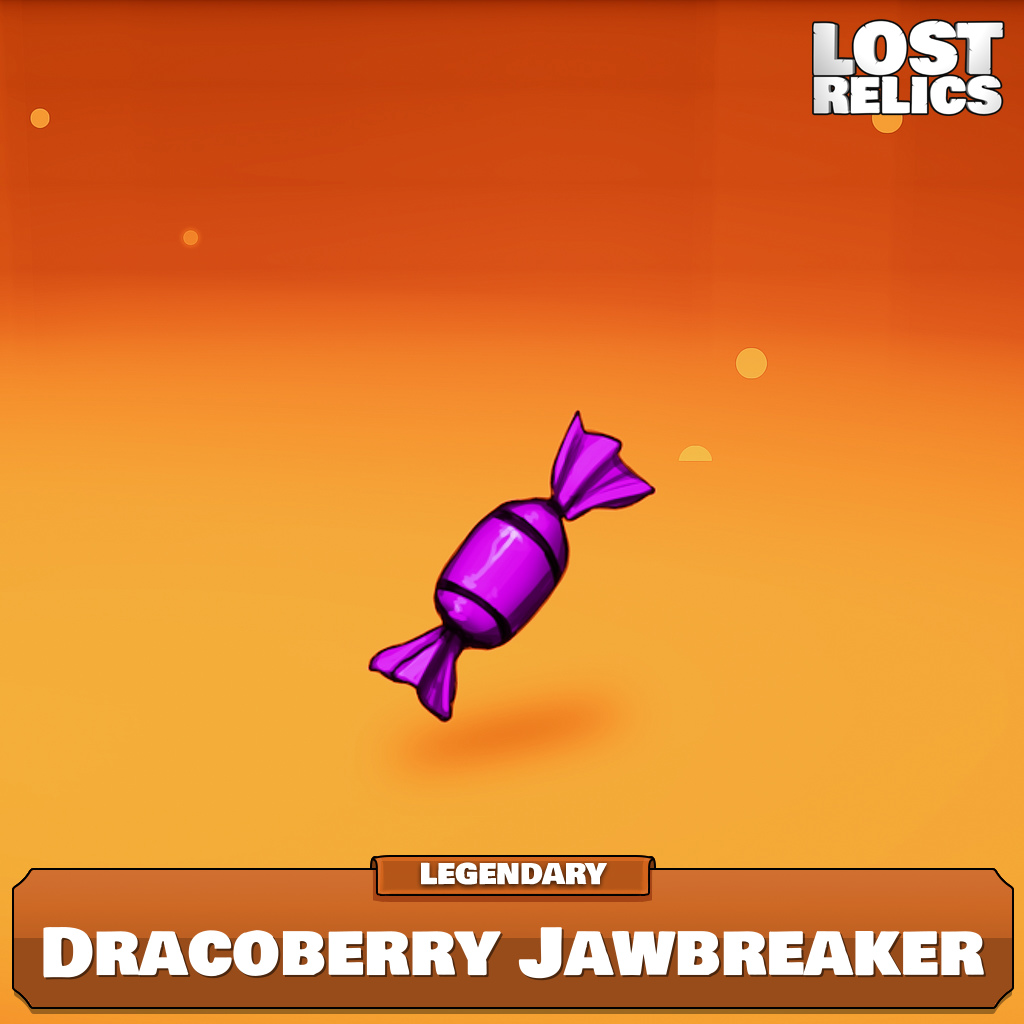 Dracoberry Jawbreaker Image