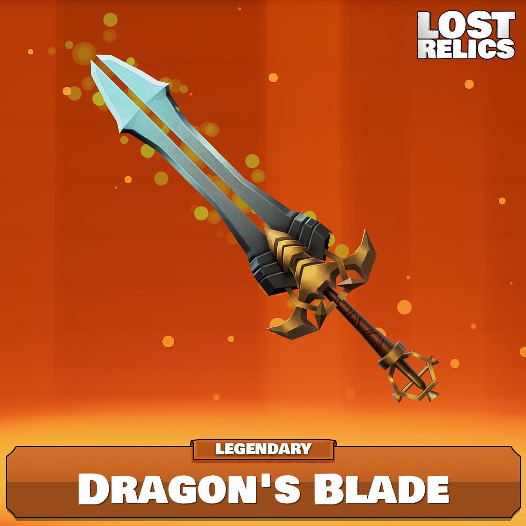 Dragon's Blade Image