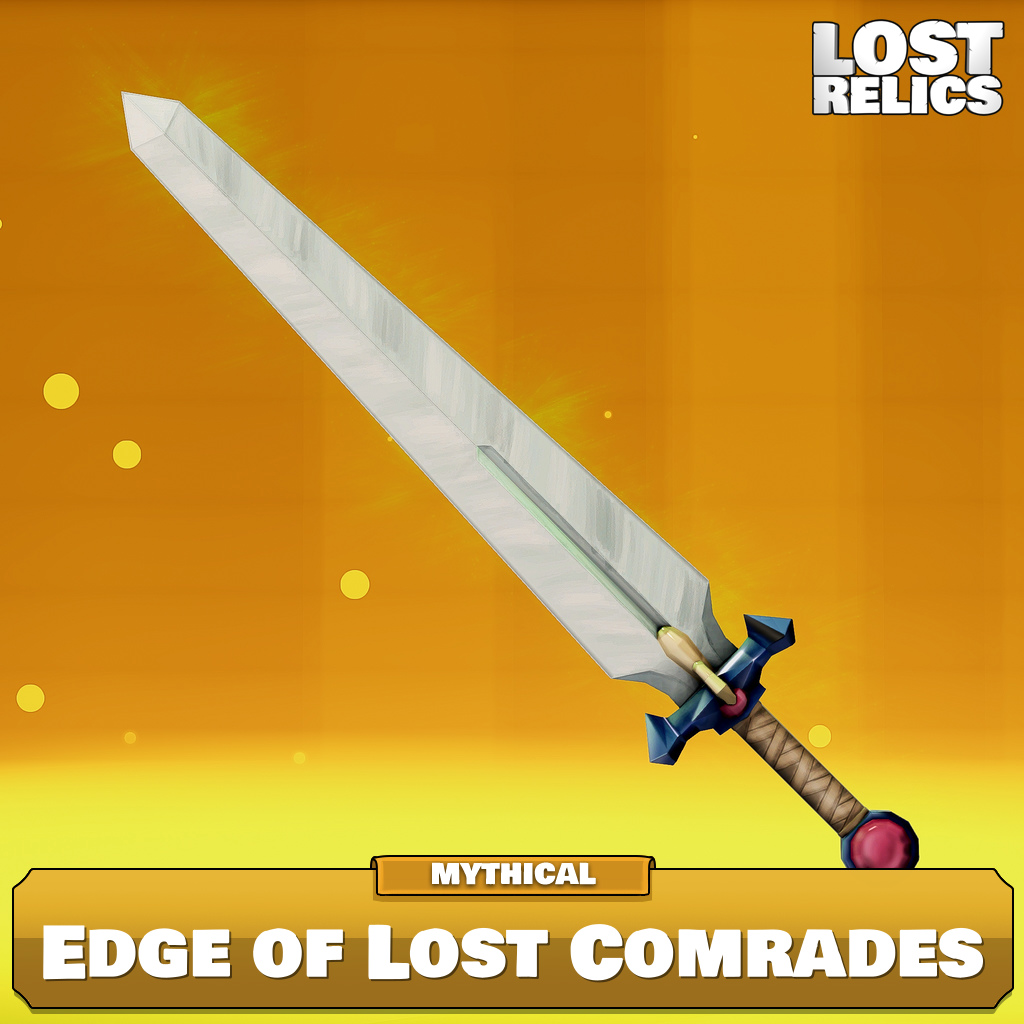Edge of Lost Comrades Image