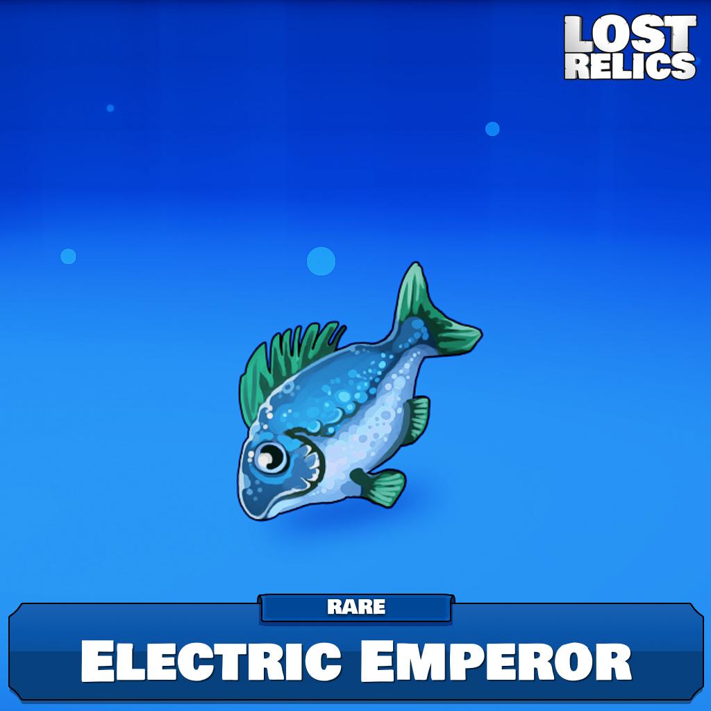 Electric Emperor Image