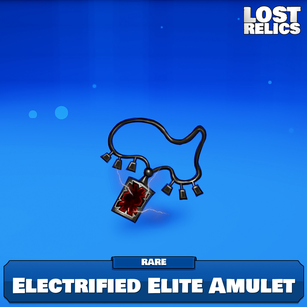 Electrified Elite Amulet Image
