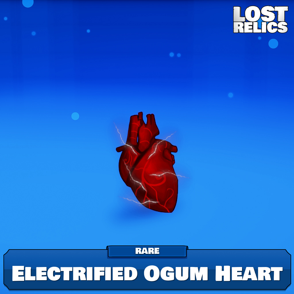 Electrified Ogum Heart Image