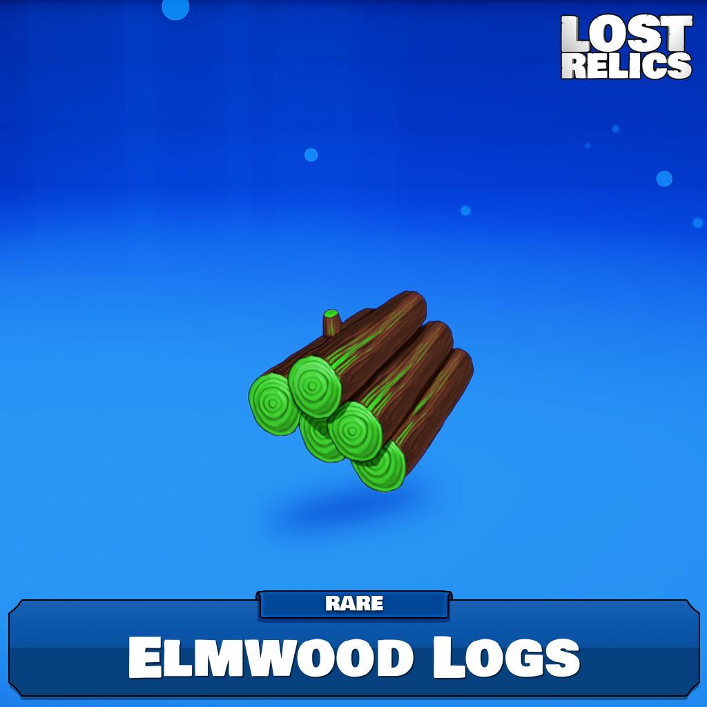 Elmwood Logs Image
