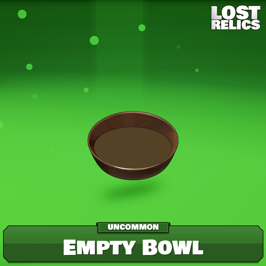 Empty Bowl Image