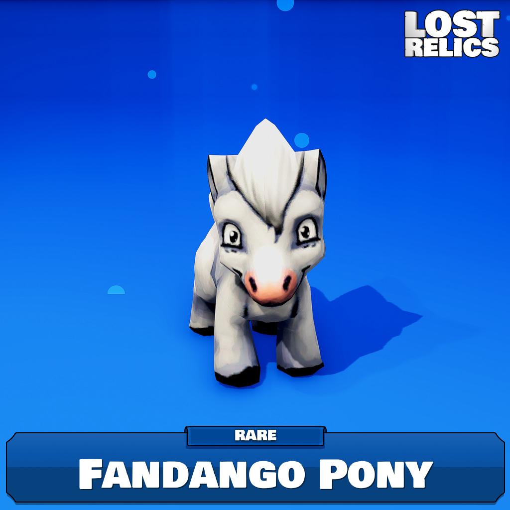 Fandango Pony Image