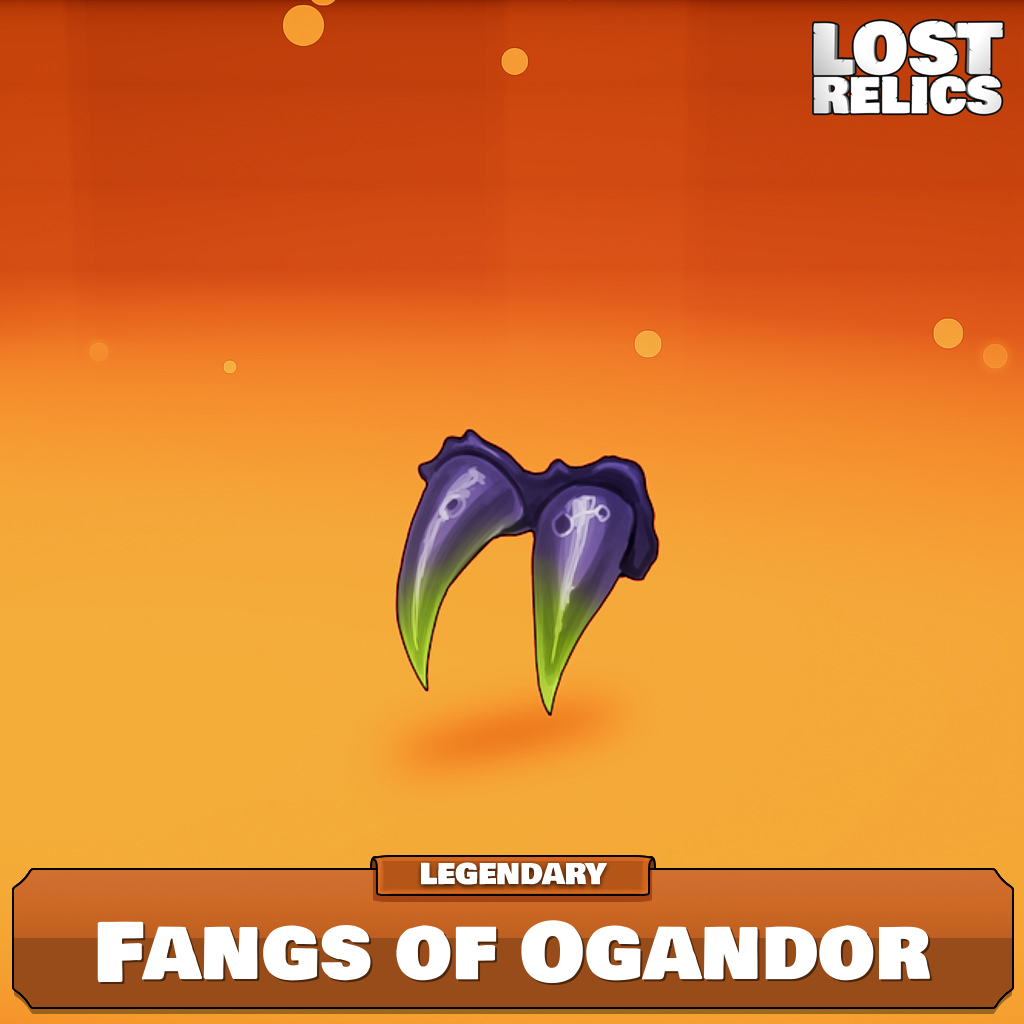Fangs of Ogandor Image