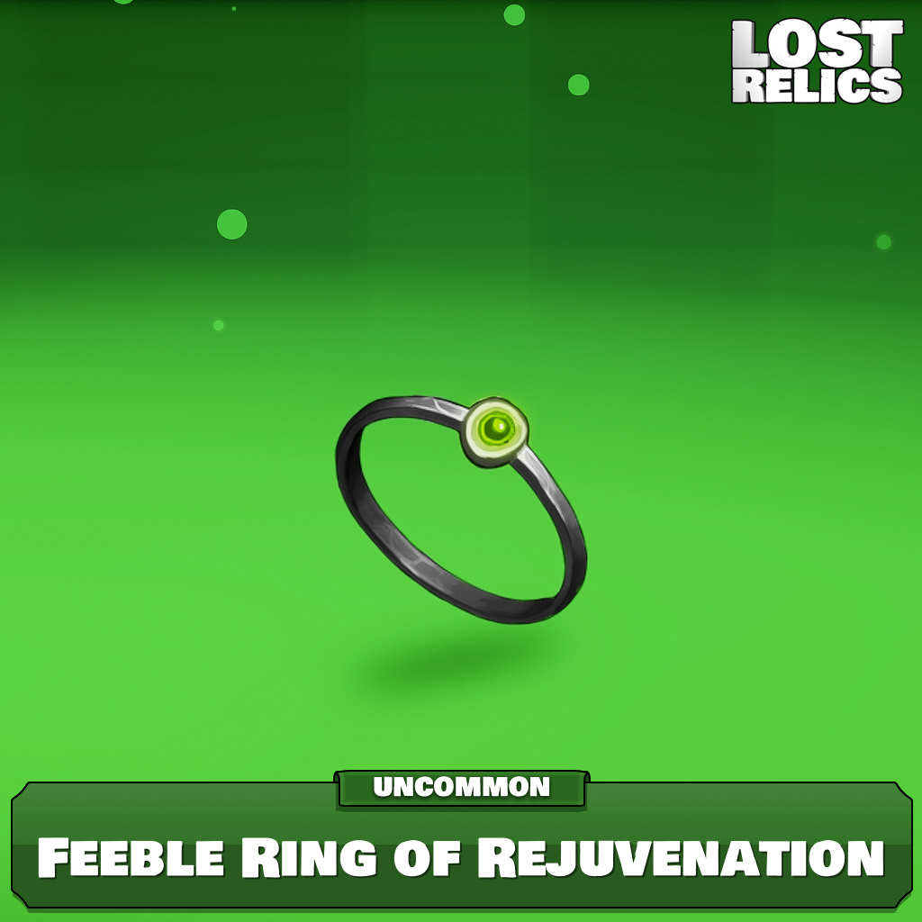 Feeble Ring of Rejuvenation Image