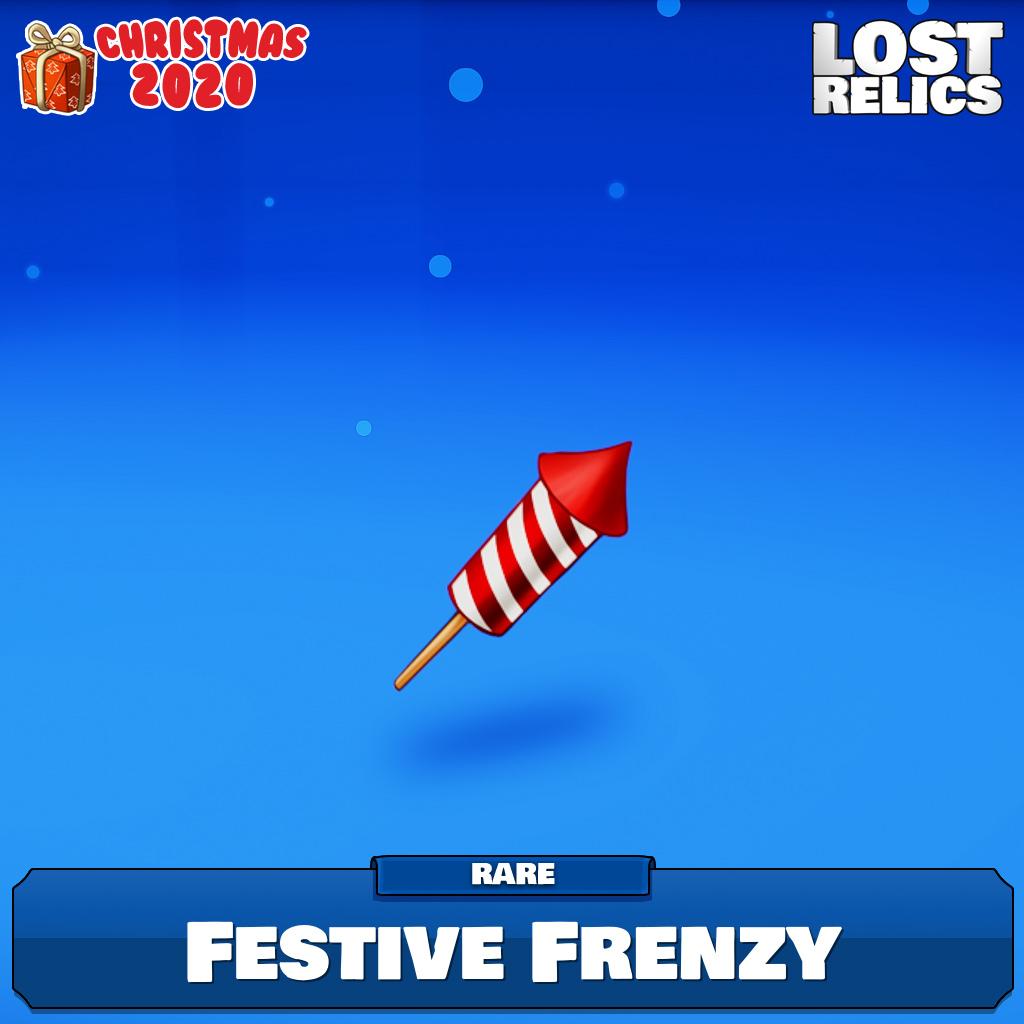 Festive Frenzy Image
